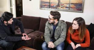 Η επιστροφή: Η Δανάη και ο Παύλος μαθαίνουν για την πατρότητα του Νίκου και σοκάρονται