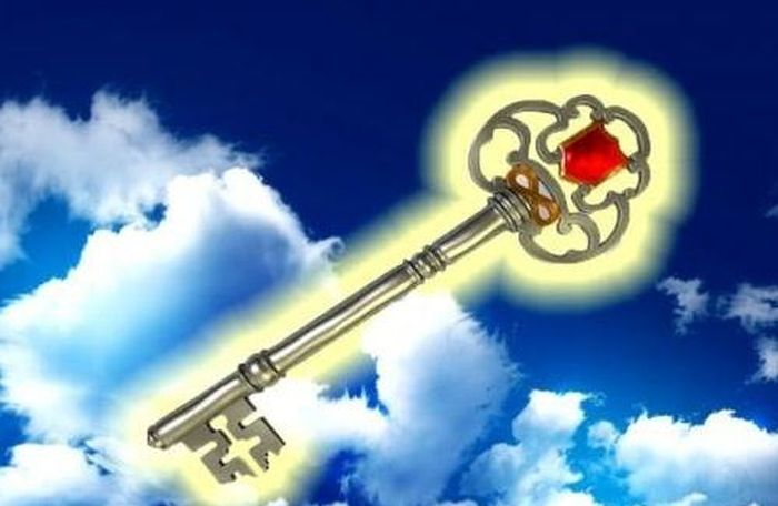 Ανέκδοτο: Το κλειδί 1