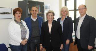 Ελένη Αλειφέρη: Συνεργασία Δήμου - Πανεπιστημίου