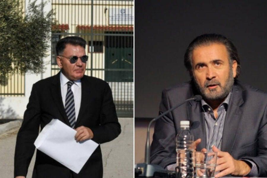 Λαζόπουλος ‑ Κούγιας: «Πόλεμος» δηλώσεων μετά το διαπληκτισμό στο Αθηνών Αρένα 3