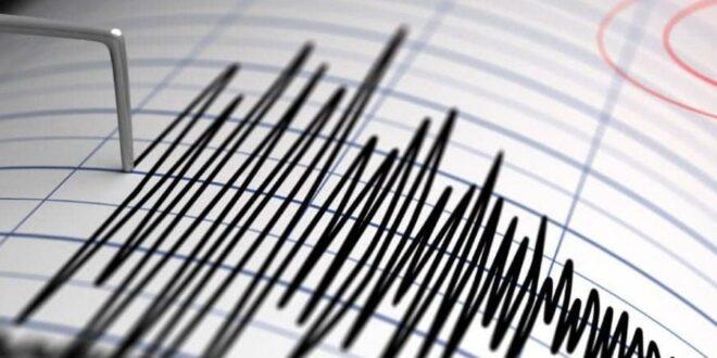 Ισχυρή σεισμική δόνηση στον Κορινθιακό κόλπο