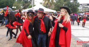 Τι ώρα ξεκινάει το καρναβάλι στη Μεσσήνη με Ησαΐα Ματιάμπα-Κατερίνα Στικούδη