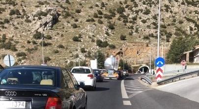 Προσοχή! Κυκλοφοριακές ρυθμίσεις από σήμερα στην Σήραγγα Αρτεμισίου 6