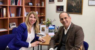 Νέλλη Κουβελάκη: Τα Πανεπιστήμια  συμβάλλουν ενεργά στην ανάπτυξη και την ευημερία των περιοχών.