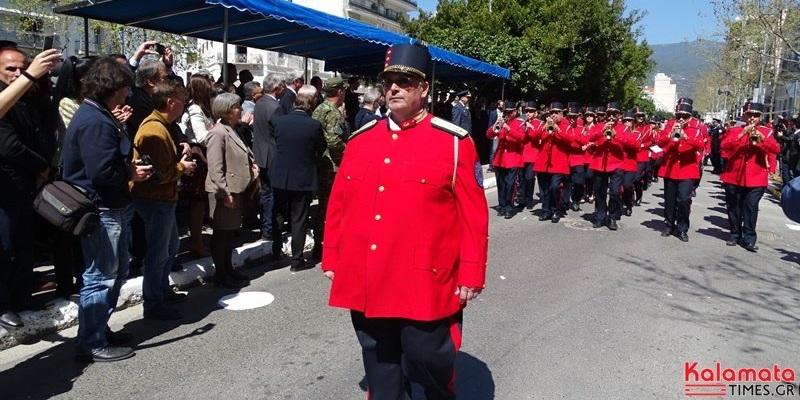 Η Καλαμάτα βροντοφώναξε «Μακεδονία ξακουστή» στην παρέλαση (video) 8