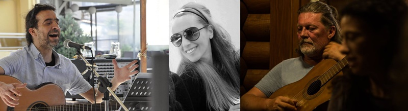 Ουζοτσιπουρομεζεδοκαφενές «Αριστοτέλειο» live με έντεχνα και άτεχνα με τους ξακουστούς ξΑCOUSTIC