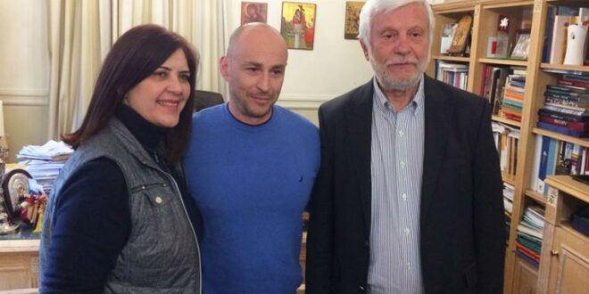 Ο Γιώργος Μπουλούκος απέσυρε την υποψηφιότητά του από την Περιφέρεια Πελοποννήσου 11