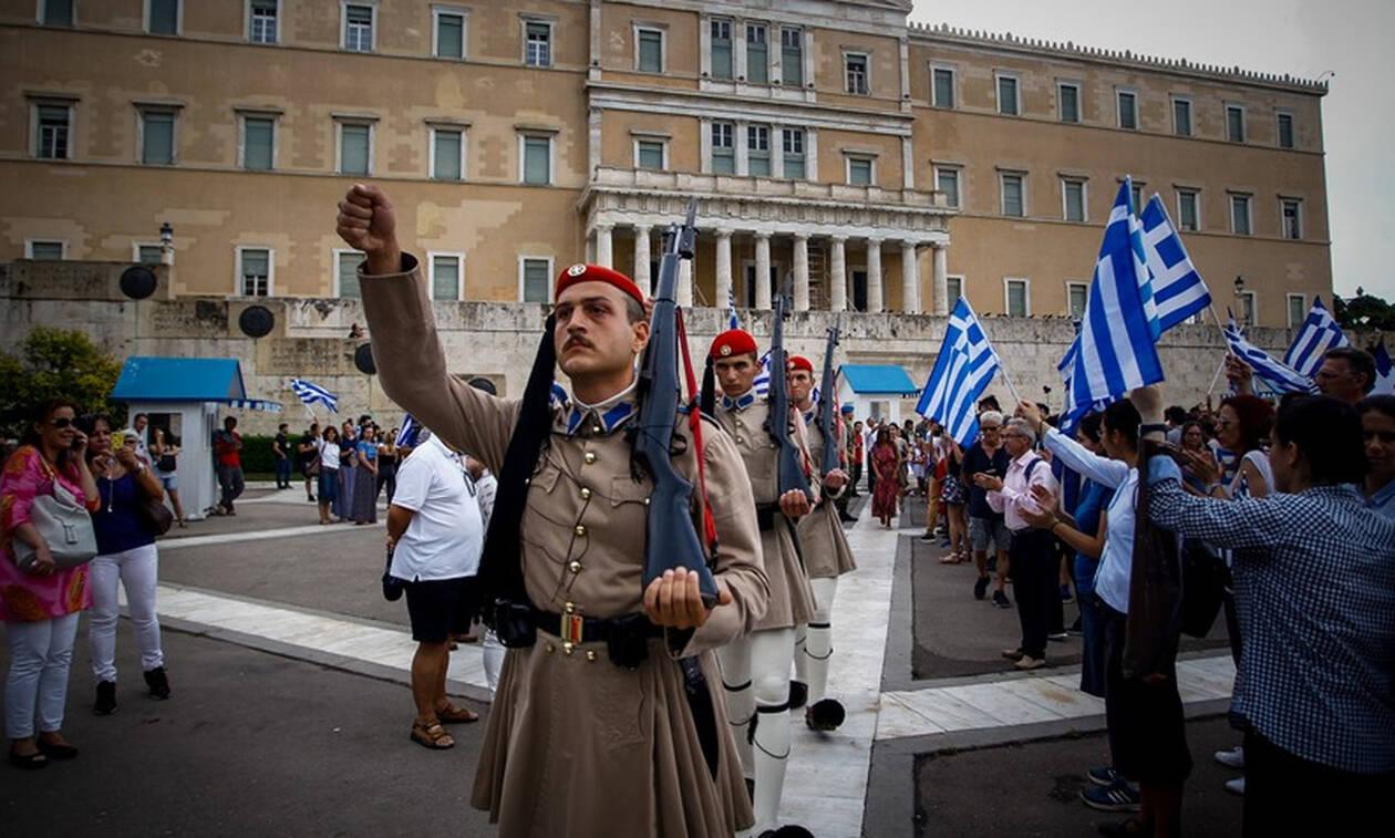 Τέλος το «Μακεδονία ξακουστή» – Κυρώσεις σε όποιον ψάλλει το εμβατήριο 13