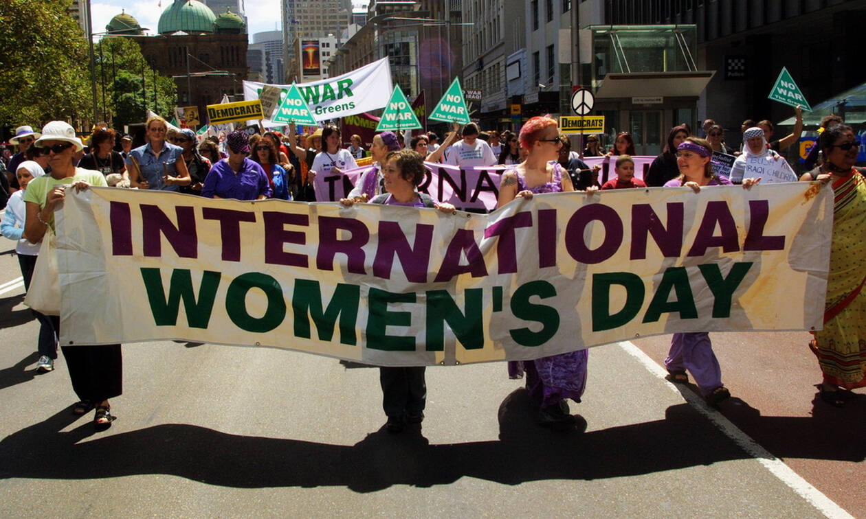 Παγκόσμια Ημέρα της Γυναίκας: Γιατί καθιερώθηκε στις 8 Μαρτίου 14