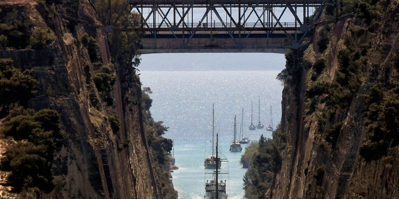 Τραγωδία στην Κόρινθο: Άνδρας έπεσε από τη γέφυρα του Ισθμού 5