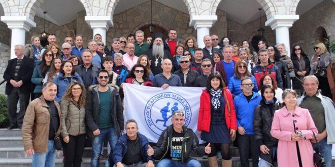 Συμμετοχή ΣΔΥΜ στο 12ο Ημιμαρθώνιο Καλαμπάκας-Τρικάλων