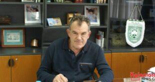 Ο Γιώργος Τσώνης ανακοινώνει την υποψηφιότητά του για τον Δήμο Μεσσήνης