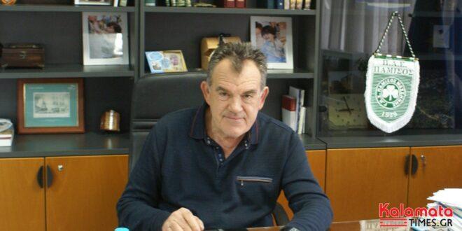 Ο Γιώργος Τσώνης ανακοινώνει την υποψηφιότητά του για τον Δήμο Μεσσήνης 43