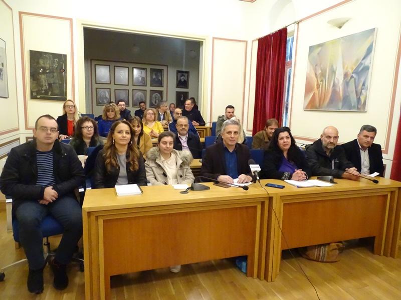 Ο Μανώλης Μάκαρης παρουσίασε άλλους 7 υποψήφιους, φτάνοντας τους 52 (video) 2
