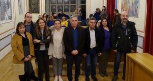 Ο Μανώλης Μάκαρης παρουσίασε άλλους 7 υποψήφιους, φτάνοντας τους 52 (video)