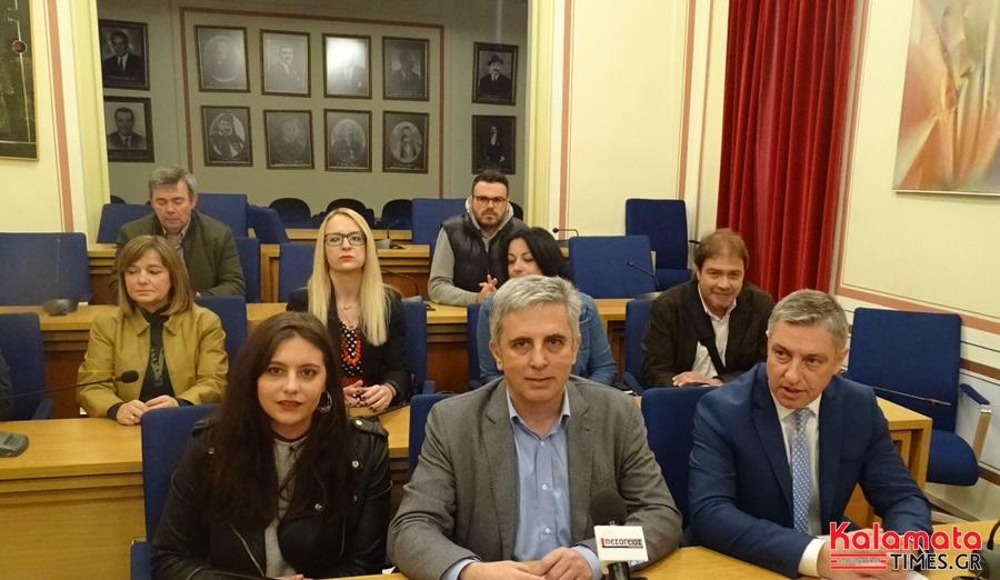 3 νέους υποψήφιους παρουσίασε ο Μανώλης Μάκαρης, οι 24 από τους 55 είναι γυναίκες 44