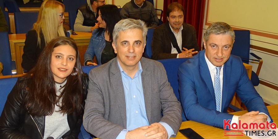 3 νέους υποψήφιους παρουσίασε ο Μανώλης Μάκαρης, οι 24 από τους 55 είναι γυναίκες 2