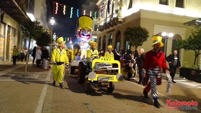 Φωτογραφίες και βίντεο από Νυχτερινή Παρέλαση του 7ου Καλαματιανού Καρναβαλιού 2019 7