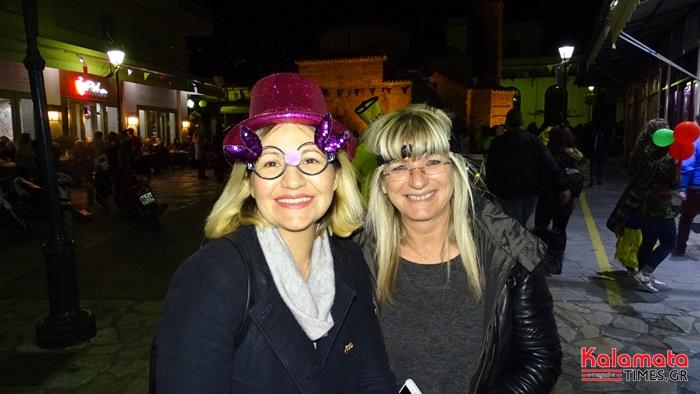 Φωτογραφίες και βίντεο από Νυχτερινή Παρέλαση του 7ου Καλαματιανού Καρναβαλιού 2019 18