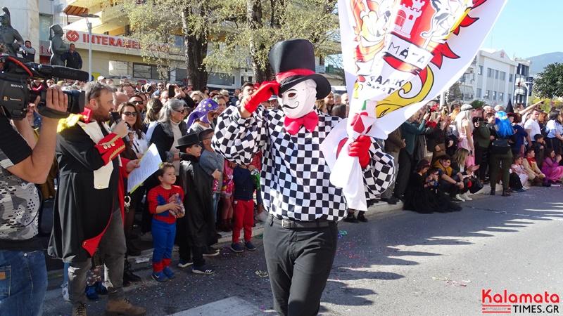 Εντυπωσιακές φωτογραφίες από την καρναβαλική παρέλαση του 7ου καλαματιανού καρναβαλιού 5