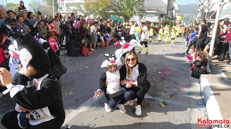 Εντυπωσιακές φωτογραφίες από την καρναβαλική παρέλαση του 7ου καλαματιανού καρναβαλιού 14