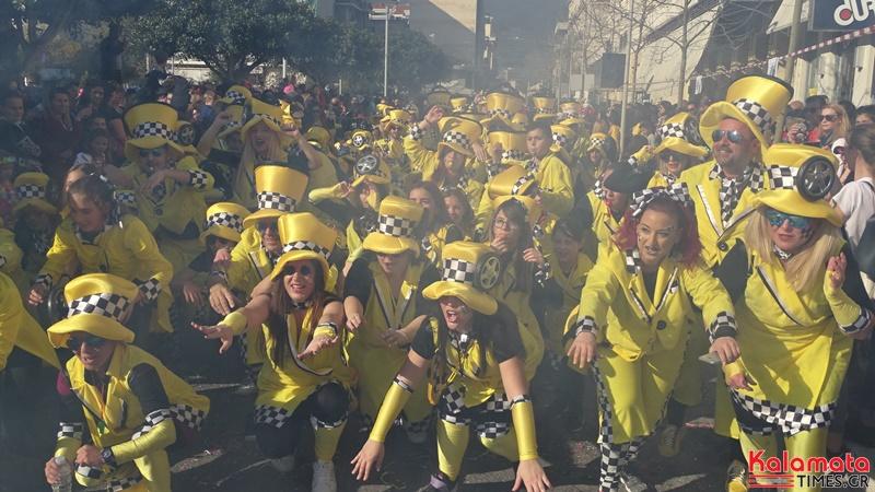 Εντυπωσιακές φωτογραφίες από την καρναβαλική παρέλαση του 7ου καλαματιανού καρναβαλιού 17