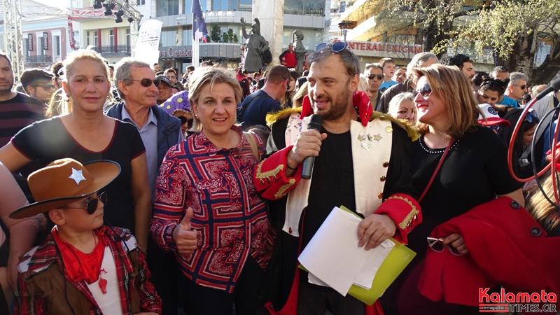 Εντυπωσιακές φωτογραφίες από την καρναβαλική παρέλαση του 7ου καλαματιανού καρναβαλιού 27