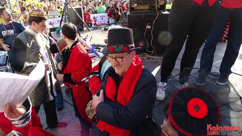 Εντυπωσιακές φωτογραφίες από την καρναβαλική παρέλαση του 7ου καλαματιανού καρναβαλιού 29
