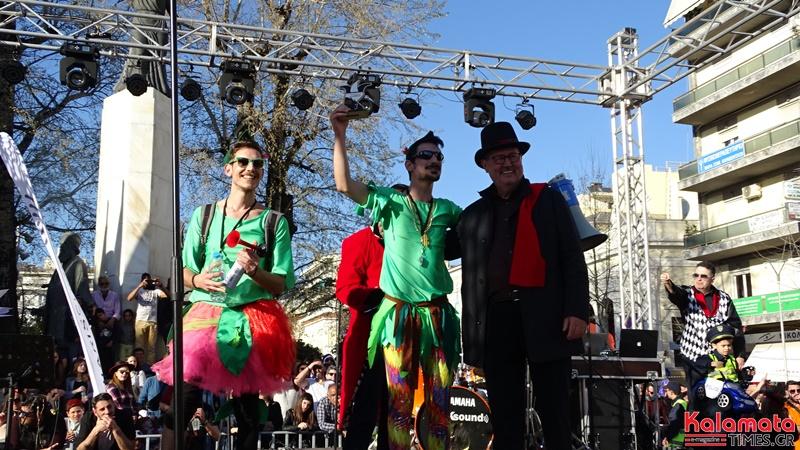 Εντυπωσιακές φωτογραφίες από την καρναβαλική παρέλαση του 7ου καλαματιανού καρναβαλιού 33