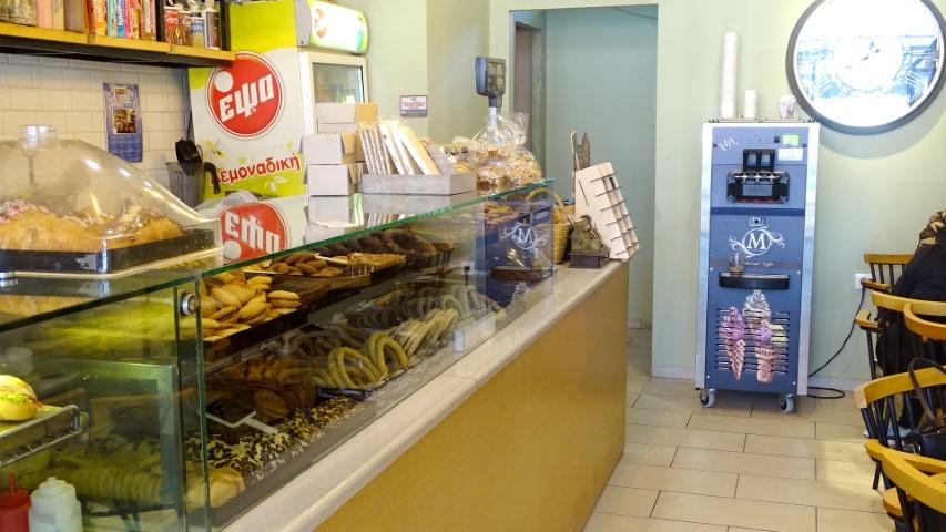 Καφέ Μαυροειδής: Την καλύτερη εποχή του χρόνου την κάνει ακόμα καλύτερη με παγωτό μηχανής 9