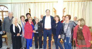 Ο χειρουργός Ω.Ρ.Λ Γεώργιος  Καρκαντζούλης στο πρώην Α' ΚΑΠΗ  Καλαμάτας για τη βαρηκοΐα