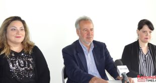 """Ο Μιχάλης Αντωνόπουλος παρουσίασε 16 νέους υποψήφιους στην """"Ανεξάρτητη Συμμαχία Πολιτών"""""""