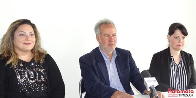 Ο Μιχάλης Αντωνόπουλος παρουσίασε 16 νέους υποψήφιους στην «Ανεξάρτητη Συμμαχία Πολιτών»