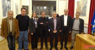 Ο Μανώλης Μάκαρης κάλεσε τον κόσμο στη 2η θεματική παρουσίαση του συνδυασμού – Παρουσίασε 5 νέους υποψήφιους
