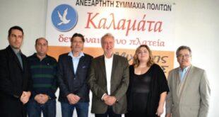 Μ. Αντωνόπουλος: Παρουσίαση υποψηφίων, θέσεων και προγράμματος του συνδυασμού