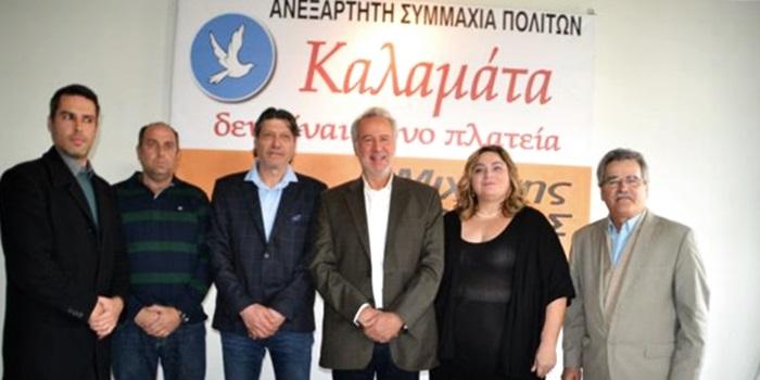 Μ. Αντωνόπουλος: Παρουσίαση υποψηφίων, θέσεων και προγράμματος του συνδυασμού 41