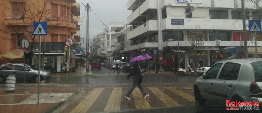 «Χαλάει» ο καιρός: Από Δευτέρα, βροχές και καταιγίδες μέχρι Τρίτη 2
