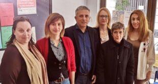 Συνάντηση Μάκαρη με εκπροσώπους γονέων και θεραπευτών Ειδικής Αγωγής