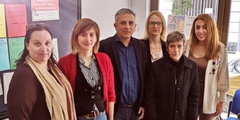 Συνάντηση Μάκαρη με εκπροσώπους γονέων και θεραπευτών Ειδικής Αγωγής 1