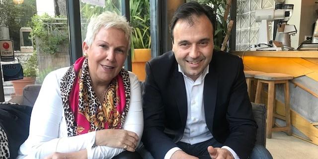 «Καλαμάτα Ξεκινάμε» Συνάντηση Μαρίας Οικονομάκου με το Δήμαρχο της πόλης πρότυπο 7