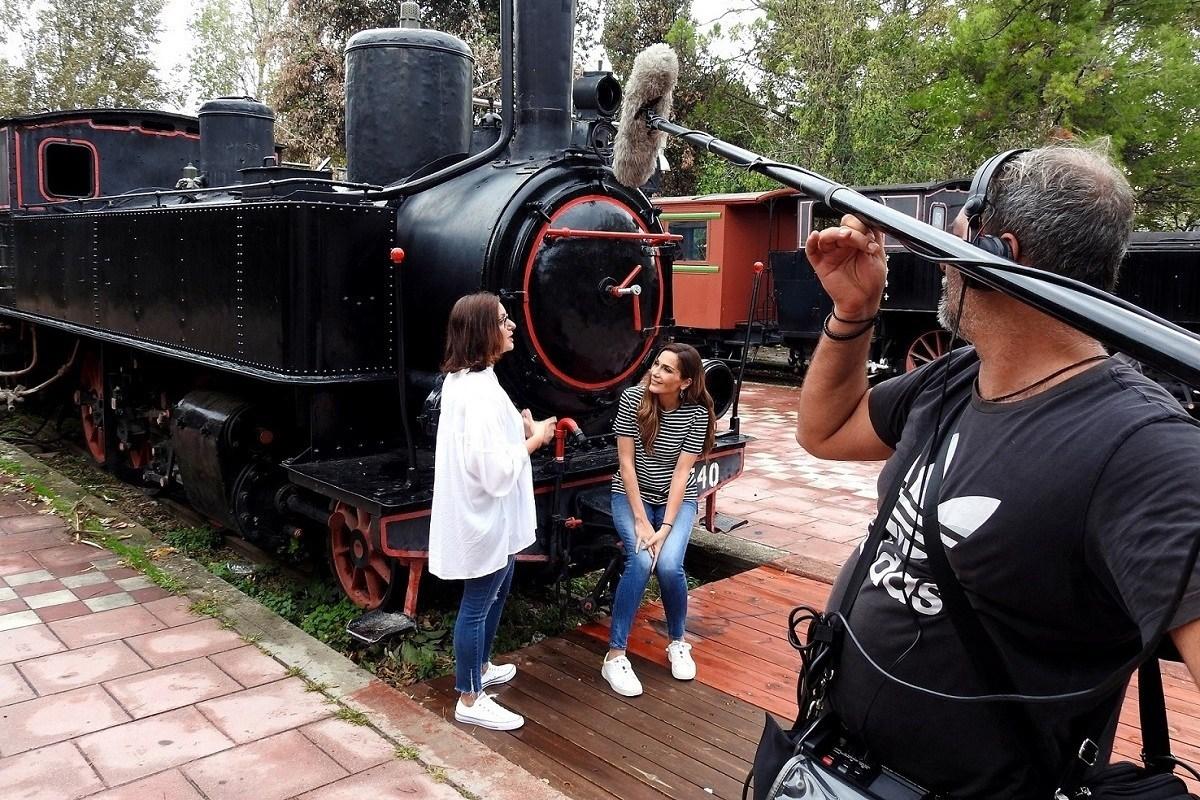Η Δέσποινα Βανδή μας ξεναγεί στην Καλαμάτα αυτή την Κυριακή 6