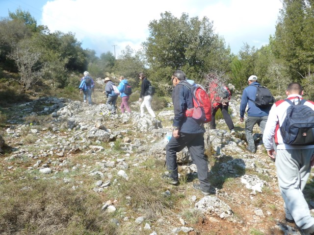 Στα Κολοκοτρωναίικα Ταμπούρια στην Τρίπολη οι Μεσσήνιοι και οι Αρκάδες ορειβάτες.