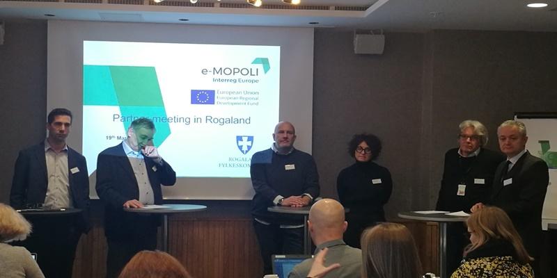 Πολλαπλά οφέλη προσφέρει η συμμετοχή Δήμων και Περιφέρειας σε Χρηματοδοτούμενα Ευρωπαϊκά Ερευνητικά έργα 3