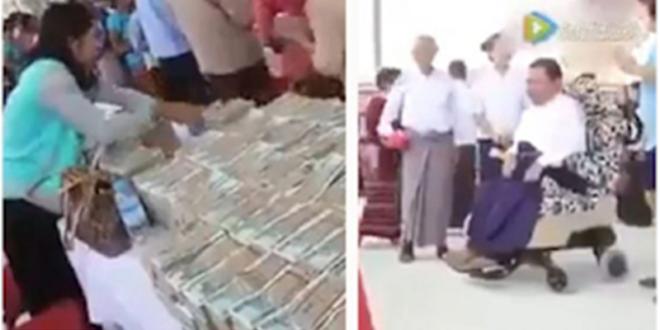 Ετοιμοθάνατος δισεκατομμυριούχος μοιράζει την τεράστια περιουσία του στους φτωχούς