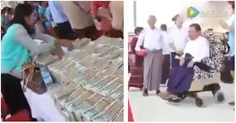 Ετοιμοθάνατος δισεκατομμυριούχος μοιράζει την τεράστια περιουσία του στους φτωχούς 33