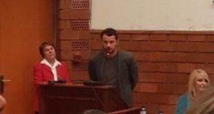 Χαμός στο Πάντειο Πανεπιστήμιο για τη... διάλεξη του Ντάνου
