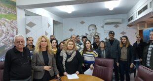 Στήριξη της Περιφέρειας Πελοποννήσου Π.Ε. Μεσσηνίας στο αίτημα εργαζομένων στο Πρόγραμμα Κοινωφελούς Εργασίας