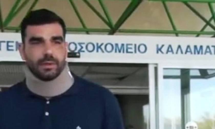 Καλαμάτα: Ένοχοι τέσσερις για τον ξυλοδαρμό του βουλευτή Π. Κωνσταντινέα 5