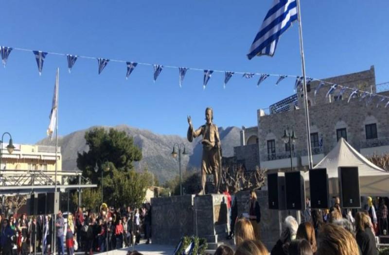 """Περηφάνια στην Αρεόπολη Λακωνίας: Τίμησαν την επέτειο της Επανάστασης της Μάνης με το """"Μακεδονία Ξακουστή""""! 8"""