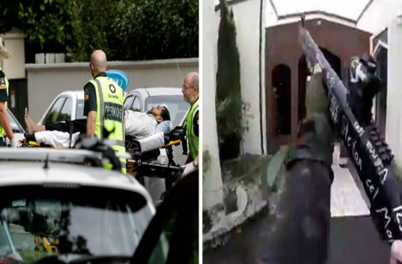 40 οι νεκροί από το τρομοκρατικό χτύπημα στη Νέα Ζηλανδία! 16